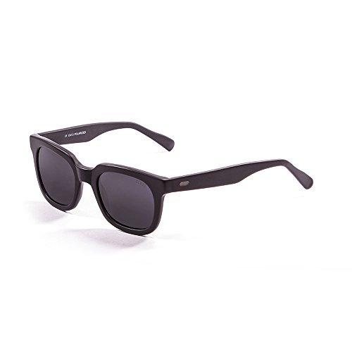 Ocean Sunglasses San Clemente Lunettes de soleil Matte Black/Smoke Lens rGAVsBL