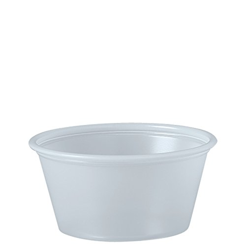 2 oz portion cups - 1