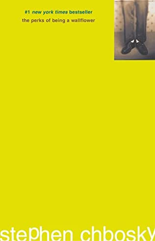 book cover of The Perks of Being a Wallflower