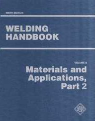 Welding Handbook, Materials and Applications, 9th. Edition, Volume 5, Part 2