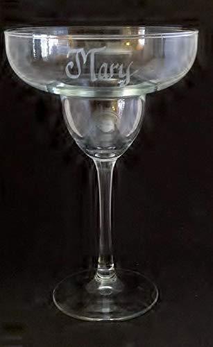 Personalized 13 oz Margarita Glass]()