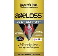 Nature's Plus. Ageloss Joint Support . 90 Tabs. (4 Pack)