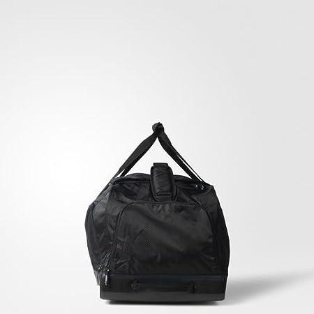 1b45e1849c6 Adidas Unisex Adult TRAVEL TOURNEY WHEEL BAG Bags - Black, One Size:  Amazon.co.uk: Luggage