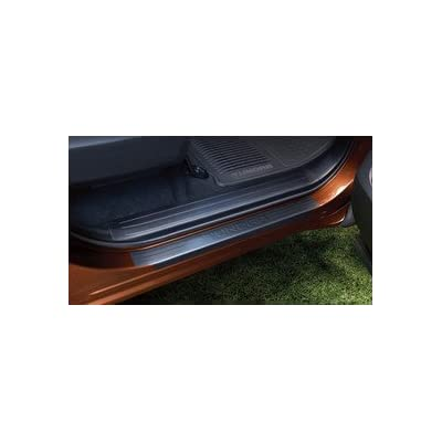 Genuine Toyota (PT747-34143) Door Sill Protector: Automotive