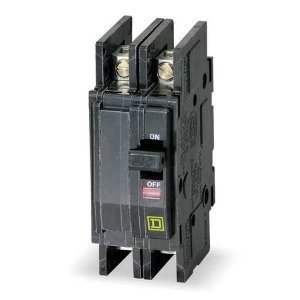 SQUARE D BY SCHNEIDER ELECTRIC - QOU2100 - CIRCUIT BREAKER, THERMAL MAG, 2P, 100A