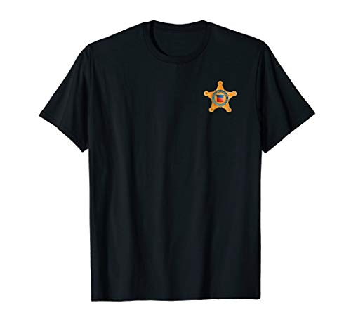 U.S. Secret Service Shirt Front & Back Print
