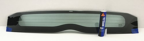 Fits 2004-2009 Toyota Prius Heated 4 Door Hatchback Lower Back Glass Rear W/1 Sika