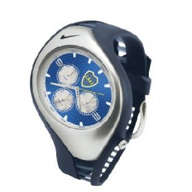Triax Womens Watch (Nike Triax Swift 3I Boca Jrs Club Team 3 Dials Watch Model WD0051-434)