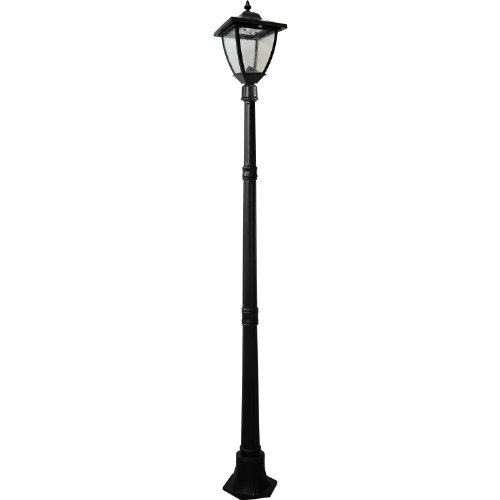 Nature Power Solar Lamp Post in US - 1