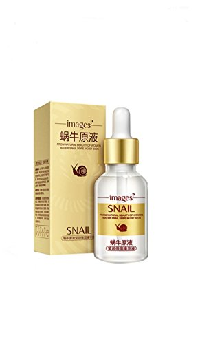 Dermal Hydrogel (Anti-Aging Face Snail Serum - Liquid Serum Reversing Wrinkles And Skin Repair by One & Only USA)