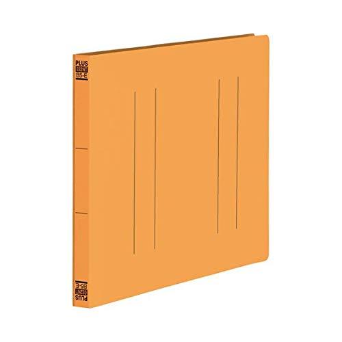 (まとめ)プラス フラットファイル縦罫B5E No.032NT OR 10冊【×10セット】 生活用品 インテリア 雑貨 文具 オフィス用品 ファイル バインダー その他のファイル 14067381 [並行輸入品] B07QCCBFH2
