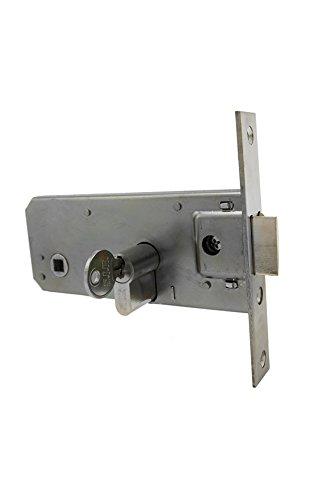 Cerradura monopunto de embutir para carpinteria metálica CEM60 ...