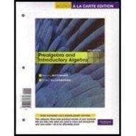 Prealgebra and Introductory Algebra, Books a la Carte Edition (3rd Edition)