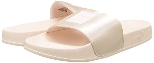 Chaussures Plage pearl Satin Femme De Wns Rose amp; Leadcat Piscine Puma wqU47OnOt