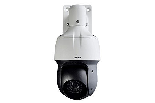 Lorex LNZ44P12B 2K HD Outoor PTZ IP Camera with 12 Optical Zoom, Color Night Vision, Metal Camera