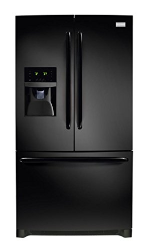 Electrolux Frigidaire 26.7 cu. ft. French Door Refrigerator - Ebony Black