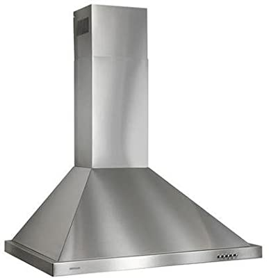 European Style B5836SS Wall Mount Vent Hood
