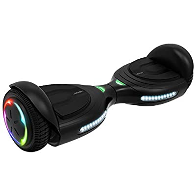 Jetson Capsule Hoverboard with LED Light-Up Wheels: Sports & Outdoors