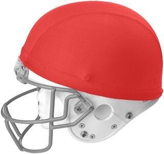 Martin Football Helmet Covers (Red)