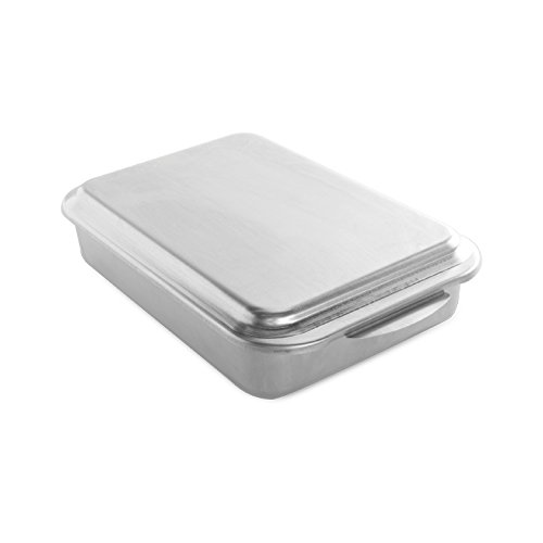 Aluminum Bakeware Set - Nordic Ware Classic Metal 9x13 Covered Cake Pan