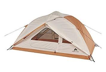 Ozark Trail 4-Season 2-Person Hiker Tent orange