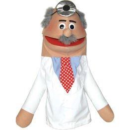 UPC 768631304330, Doctor Man Puppet Skin Tone: Hispanic