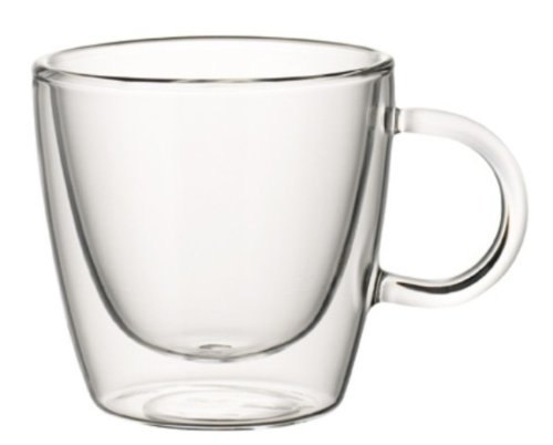 VILLEROY & BOCH Artesano Hot Beverages Glass cup - medium (Villeroy Boch And Artesano)
