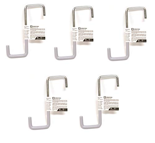 - Lehigh RH26-25 Rafter Hanger, Grey, Small. Sold as 5 Pack