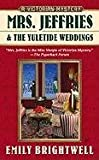 Mrs. Jeffries and the Yuletide Weddings, Emily Brightwell, 0425237915