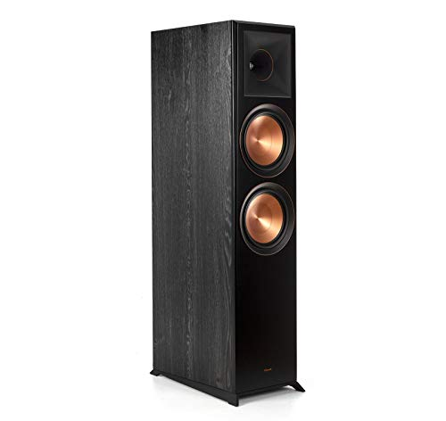 Klipsch RP-8000F Reference Premiere Floorstanding Speaker - Each (Ebony) (Renewed)
