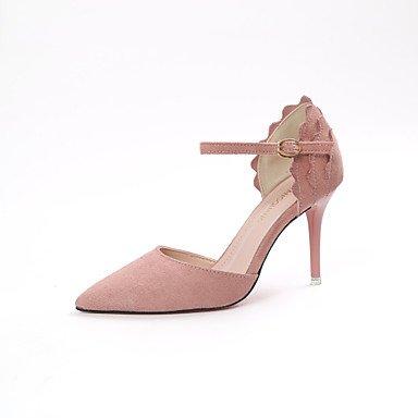 FYios Las mujeres talones del Club Primavera Verano Zapatos Glitter Wedding Party &Amp; Vestido de Noche Plataforma Casual Sequin hebilla US7.5 / EU38 / UK5.5 / CN38
