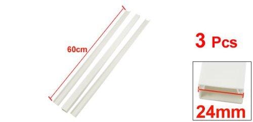dealmux-3pcs-plastic-78x-12-cord-duct-cover-wire-management-cable-raceway-19-feet