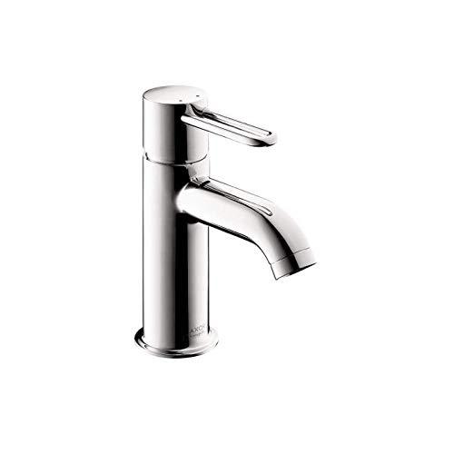 AXOR AXOR Uno  Modern 1-Handle  6-inch Tall Bathroom Sink Faucet in Chrome, 38020001