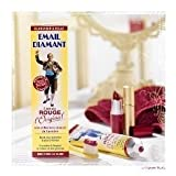3 tubes x Email Diamant Red Original Toothpaste 50m (150 ml)l, Formula Rouge by Email Diamant