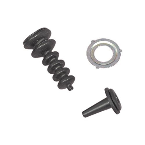 Eckler's Premier Quality Products 25114793 Corvette Headlight Actuator Seal Kit