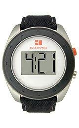 Hugo Boss Boss Orange Digital White Dial Men's watch #1512564