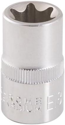 Sunex 9911a18 1//2-Inch Drive E18 External Star Socket