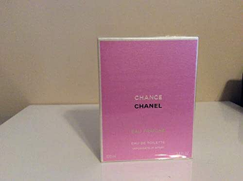 Chanel Chance Eau Fraiche Eau De Toilette EDT 100ml./3.4oz.