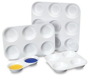 Richeson Plastic Muffin Pans -
