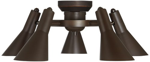 Bronze Universal Light Kits (Pull-Chain Adjustable Bronze Ceiling Fan Light Kit)