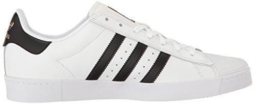 ADV Shoes Vulc Men's White adidas White Core Originals Black Superstar qwIxP1