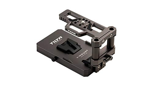 Tilta V-Mount Battery Baseplate TA-BSP-V-G for Camera cage to Extended Battery Life by Tilta