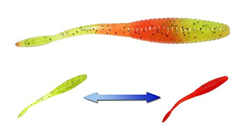 Fisherman Lures (Straight Shooter Fish Bait Lure, 4