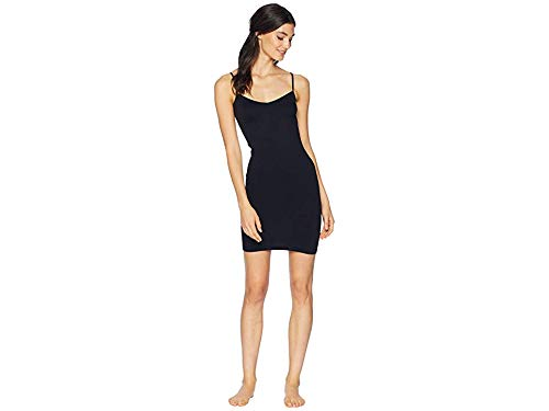 Free People Women's Seamless Mini Slip Black Medium/Large