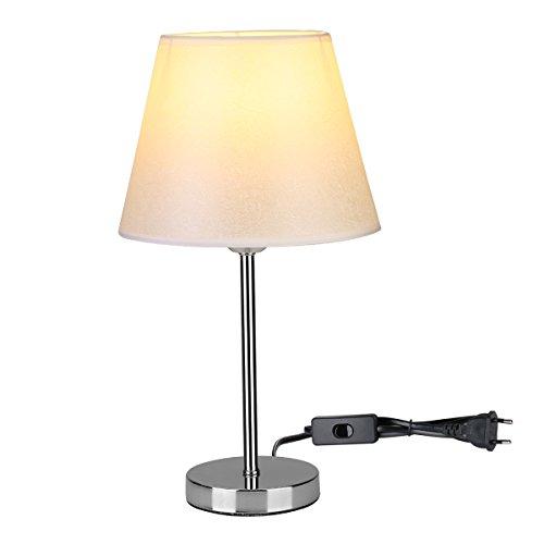 Table Culot Abat Nuit E27 Jour De Le Chevet Lampe Avec rhsQCxtd