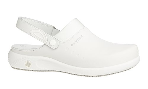 Oxypas Doria, Zapatos de seguridad, Mujer blanco