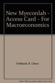 Download New Myeconlab - Access Card - For Macroeconomics