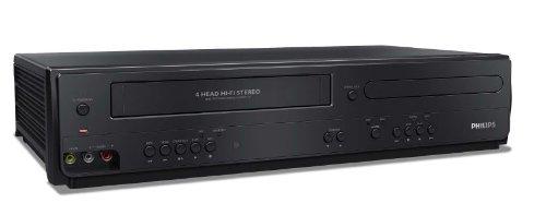 Philips DVP3355V/F7 DVD/VCR Player