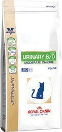 7kg Royal Canin Urinary S/O Moderate Calorie - Katzenfutter bei Harnwegserkrankungen und Übergewicht