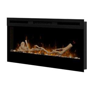 DIMPLEX NORTH AMERICA, LF34DWS-KIT Dimplex Electric Fireplace by DIMPLEX NORTH AMERICA,